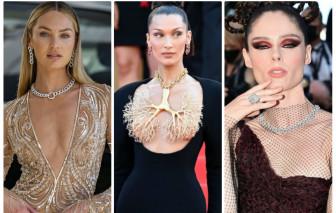 Trang sức đẹp nhất tại Cannes 2021