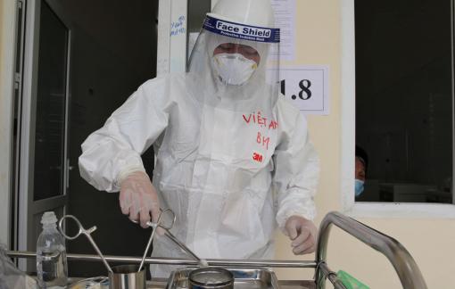 Sáng 18/7: TPHCM có 1.756 ca mắc mới COVID-19, Việt Nam đã trên 51.000 bệnh nhân