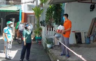 Quận Gò Vấp đã chi trả hơn 50% tiền hỗ trợ người dân ảnh hưởng dịch COVID-19