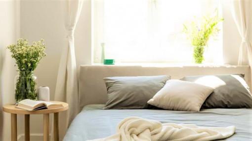Trang trí phòng ngủ thế nào để có lợi cho sức khỏe?