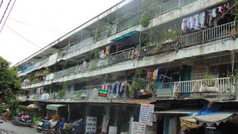 TPHCM sẽ đẩy mạnh cải tạo xây dựng lại chung cư cũ
