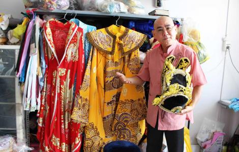 Nghệ sĩ Công Minh: Người thờ hai Tổ