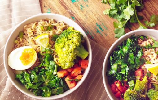 Cân bằng hàn nhiệt trong ăn uống để sống khỏe