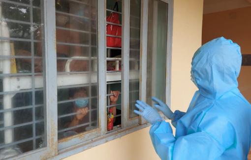 Sáng 19/7: TPHCM có 1.535 người mắc COVID-19