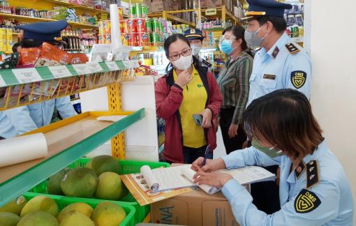 Cửa hàng Bách Hoá Xanh bị phạt vì bán hàng cao hơn giá niêm yết