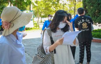 Bộ GD-ĐT vẫn ''chốt'' thi tốt nghiệp THPT đợt 2 vào ngày 6 và 7/8