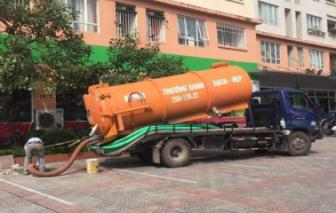 Vì sao nên lựa chọn Hút bể phốt Việt tại Hà Nội