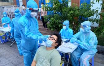 Sáng 21/7: TPHCM có 1.739 người mắc COVID-19