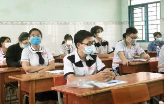 Trăn trở về kỳ thi tốt nghiệp THPT loay hoay giữa đại dịch
