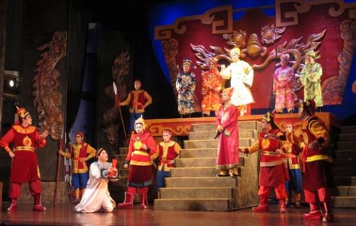 Nhà hát online ra mắt trên truyền hình VTV