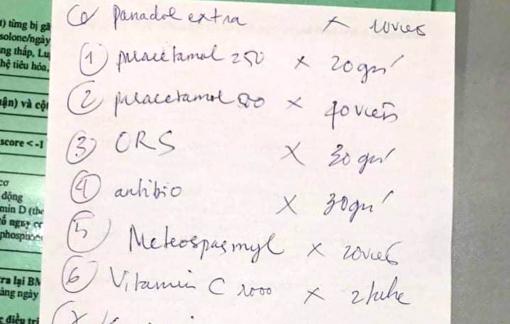 Rộ lên tình trạng tự mua thuốc điều trị COVID-19