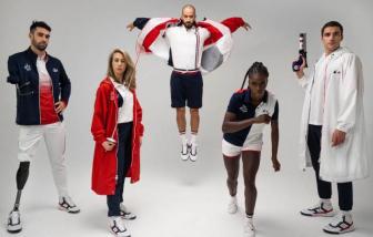 Những trang phục thi đấu đẹp nhất tại Olympic Tokyo