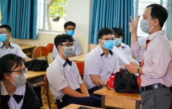 TPHCM đề xuất xét đặc cách tốt nghiệp cho thí sinh thi đợt 2