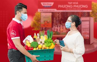 VinShop, VinID góp sức đưa nhu yếu phẩm đến tay người dân TPHCM giữa tâm dịch