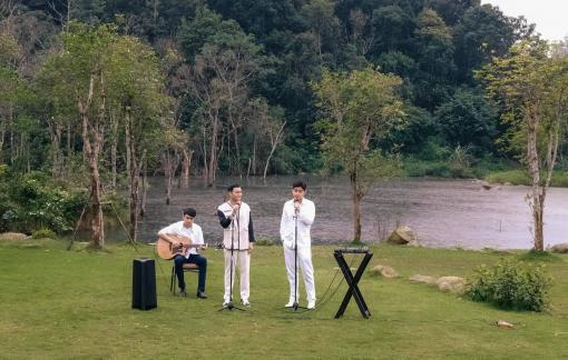 Nghe Quang Vinh trải lòng bằng âm nhạc