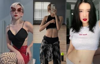 Mỹ nhân Việt người tăng người giảm cân trong mùa giãn cách