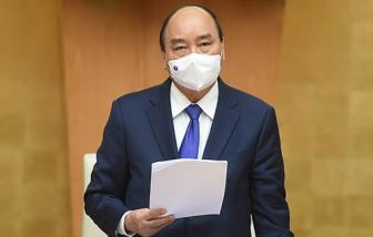 Chủ tịch nước Nguyễn Xuân Phúc: Đợt dịch này đã bào mòn sức của người dân, doanh nghiệp