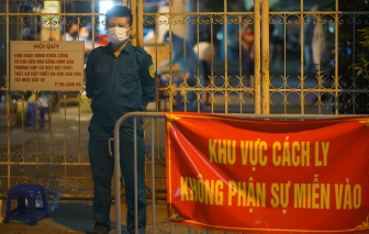 Hà Nội: Thêm 13 trường hợp dương tính, Đắk Lắk thêm 10 trường hợp