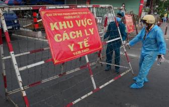 Ngày 22/7, Việt Nam ghi nhận kỷ lục hơn 6.000 ca mắc COVID-19