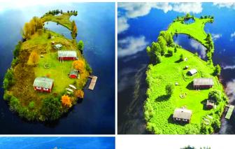 Hòn đảo cổ tích