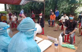 Đắk Nông: Khám sàng lọc tại bệnh viện, phát hiện một phụ nữ dương tính với SARS-CoV-2