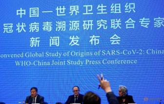 """Trung Quốc nói kế hoạch điều tra nguồn gốc COVID-19 là """"thách thức khoa học"""""""