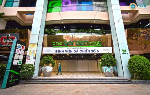 Những hình ảnh về Bệnh viện thu dung số 5 tại Thuận Kiều Plaza