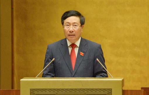 Phó thủ tướng Phạm Bình Minh: Tập trung lực lượng dập dịch nhanh nhất, sớm nhất tại TPHCM