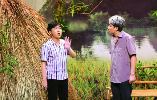 """Diễn viên Minh Dự: Làm sân khấu không giàu nhưng có nhiều """"của cải"""""""