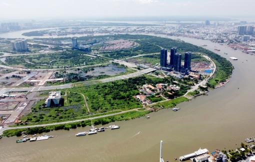 Thanh tra Chính phủ: 5 khu phố thuộc 3 phường nằm trong ranh quy hoạch KĐTM Thủ Thiêm