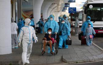 2 người Đà Nẵng trong chuyến hồi hương từ TPHCM nhiễm SARS-CoV-2