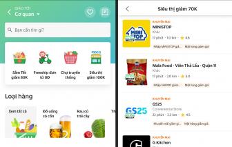 Đặt lên bàn cân 3 ứng dụng đi chợ online