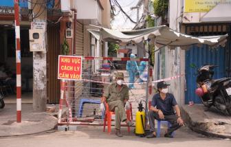 Phong toả phường 21, quận Bình Thạnh từ 0 giờ ngày 24/7