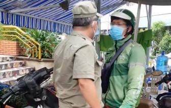 2 bảo vệ dân phố đánh tài xế Grab bị đình chỉ công tác
