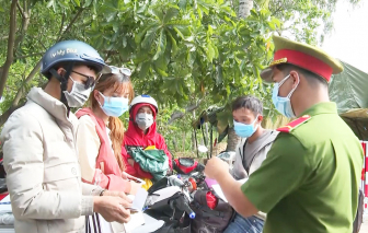 Quảng Ngãi: Người dân về quê cần cân nhắc vì nguy cơ lây lan dịch bệnh rất cao