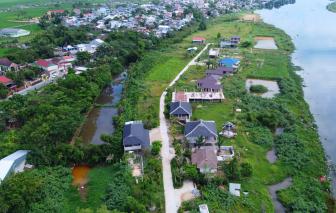 Thừa Thiên - Huế:  Quá nhiều sai phạm ở dự án Go Green Farm