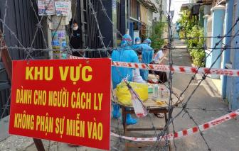 TPHCM tăng mức độ giãn cách xã hội, người dân chỉ đi chợ 2 lần/tuần