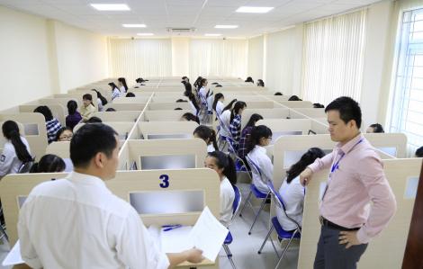 Đề nghị hai ĐH Quốc gia tổ chức thi đánh giá năng lực cho thí sinh không thi tốt nghiệp đợt 2