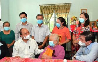 Thư của Chủ tịch nước Nguyễn Xuân Phúc gửi thương binh, bệnh binh, gia đình liệt sĩ và người có công với cách mạng