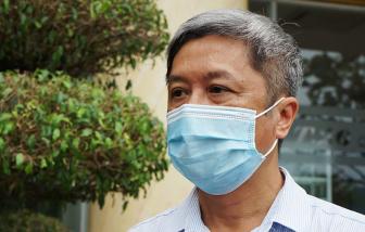 Thứ trưởng Nguyễn Trường Sơn kêu gọi toàn bộ hệ thống y tế tham gia chống dịch cho TPHCM