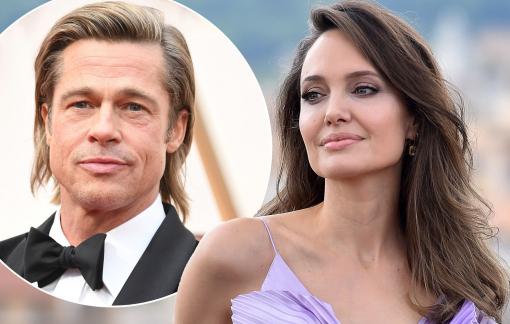"""Angelina Jolie """"xoá trắng"""" kết quả vụ giành quyền nuôi con với Brad Pitt"""