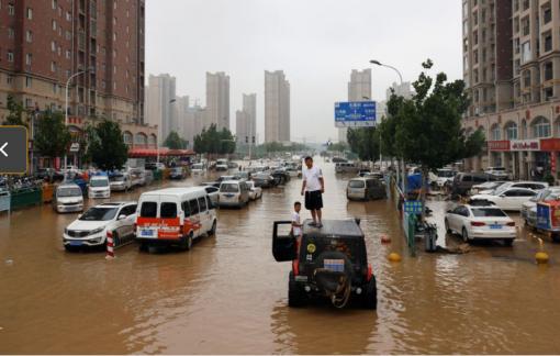 Chuỗi cung ứng toàn cầu gặp khó khi thảm họa thiên nhiên và biến thể Delta lan rộng