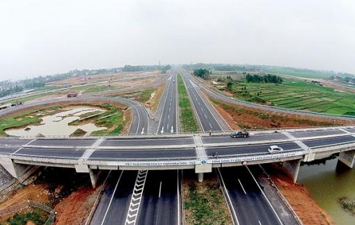 Năm 2025, cơ bản hoàn thành các tuyến đường bộ cao tốc Bắc - Nam phía Đông