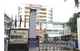 9 bệnh nhân và nhân viên y tế tại Bệnh viện Phổi Hà Nội dương tính với SARS-CoV-2