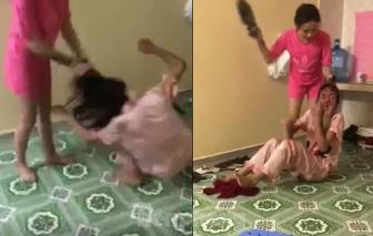 Khởi tố 2 người trong vụ cô gái bị nhóm bạn bạo hành như thời trung cổ