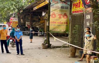 Hòa Bình yêu cầu người từ Hà Nội về phải cách ly, theo dõi 28 ngày