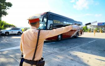 Phân luồng hướng dẫn xe không đi qua Hà Nội