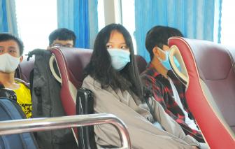 Quảng Ngãi, Bình Định ghi nhận nhiều ca dương tính về từ TPHCM, Bình Dương
