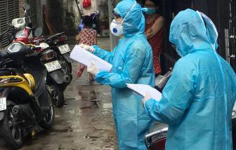 TPHCM: Dự báo 7 ngày tới số ca bệnh vẫn ở mức cao