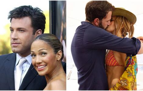 Ở tuổi 52, Jennifer Lopez yêu lại vị hôn phu từng chia tay 17 năm trước